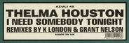 Thelma Houston - I Need Somebody Tonight