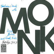 Thelonious Monk with Sonny Rollins and Frank Foster - Monk
