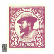 Thelonious Monk - The Unique Thelonious Monk