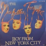 The Manhattan Transfer - Boy From New York City