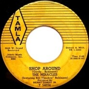 The Miracles - Shop Around / Who's Lovin You
