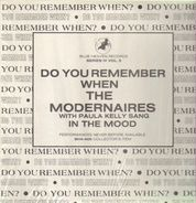 The Modernaires - Do You Remember When The Modernaires With Paula Kelly Sang In The Mood