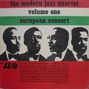 The Modern Jazz Quartet - European Concert : Volume One