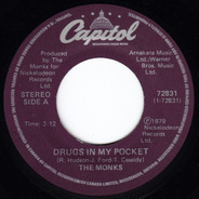 The Monks - Drugs In My Pocket / Love In Stereo