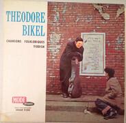 Theodore Bikel - Chansons Folkloriques Yiddish