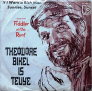 Theodore Bikel - Songs from Fiddler On The Roof At Caesars Palace Las Vegas