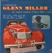 The Original Members Of Glenn Miller's Orchestra - A Memorial For Glenn Miller Vol. 2