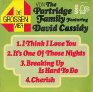 The Partridge Family Featuring David Cassidy - Die Grossen Vier