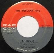 The Popular Five - Tomorrow Night !