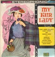 Frederick Loewe / Alan Jay Lerner - My Fair Lady ,, The Roxy Theater Orchestra
