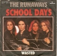 The Runaways - School Days