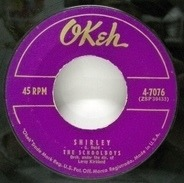 The Schoolboys - Shirley / Please Say You Want Me