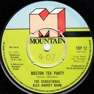 The Sensational Alex Harvey Band - Boston Tea Party