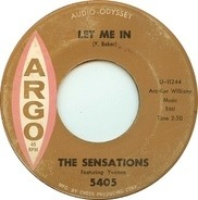 The Sensations - Let Me In