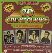 The Shirelles, Kingsman - 20 great oldies - I'll always remember Vol. 18