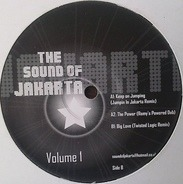 The Sound Of Jakarta - The Sound Of Jakarta Volume 1
