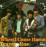 The Spencer Davis Group - When I Come Home / Trampoline