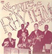 The Spirits Of Rhythm - 1933-34