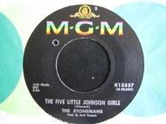 The Stonemans - The Five Little Johnson Girls / Goin' Back To Bowling Green