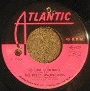 The Sweet Inspirations - To Love Somebody / Where Did It Go