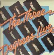 The Three Degrees - The Three Degrees Live