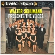The Voices Of Walter Schumann - Walter Schumann Presents The Voices