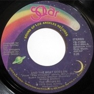 The Whispers - And The Beat Goes On / Can You Do The Boogie