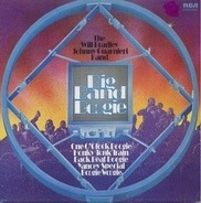 The Will Bradley-Johnny Guarnieri Band - Live Echoes Of The Best In Big Band Boogie