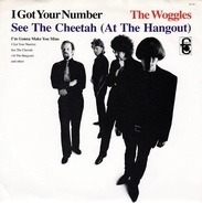 The Woggles - I Got Your Number / See The Cheetah (At The Hangout)