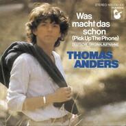Thomas Anders - Was Macht Das Schon