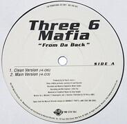 Three 6 Mafia / Trick Daddy - From Da Back / Walkin Like A