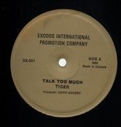 Tiger/Valerie Marks - TALK TOO MUCH/MISCHIEF MAKER