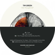 Tim Green - We Thought EP