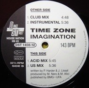 Time Zone, Timezone - Imagination