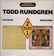 Todd Rundgren - Faithful / Initiation