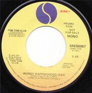 Tom Tom Club - Wordy Rappinghood (Edit)