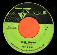Tom & Dan - Blue Moon / Heart And Soul