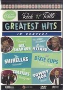 Tommy Roe / THe Dixie Cups a.o. - Rock 'N' Roll Greatest Hiits In Concert