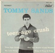 Tommy Sands - Teen-Age Crush