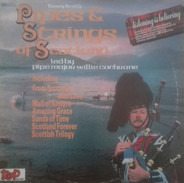 Tommy Scott - Tommy Scott's Pipes & Strings of Scotland
