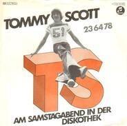 Tommy Scott - Am Samstagabend in der Diskothek