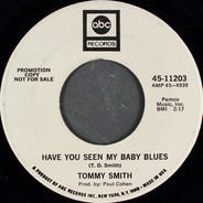 Tommy Smith - Have You Seen My Baby Blues