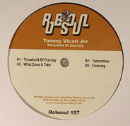 Tommy Vicari jnr - Threshold Of Eternity