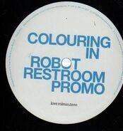 Tom Neville - Colouring In Robot Restroom