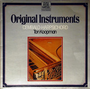 Ton Koopman - Original Instruments