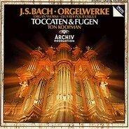 Bach - J.S. Bach Orgelwerk Toccaten & Fugen