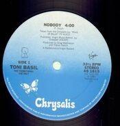 Toni Basil - Nobody / Rock On