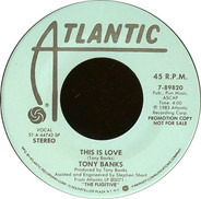 Tony Banks - This Is Love