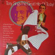 Tony Bennett - Tony Sings The Great Hits Of Today
