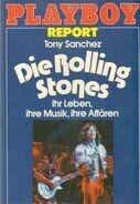 Tony Sanchez - Die Rolling Stones. Ihr Leben, ihre Musik, ihre Affären.